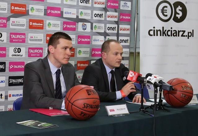 Znalezione obrazy dla zapytania cinkciarz sponsorem ligi koszykowki
