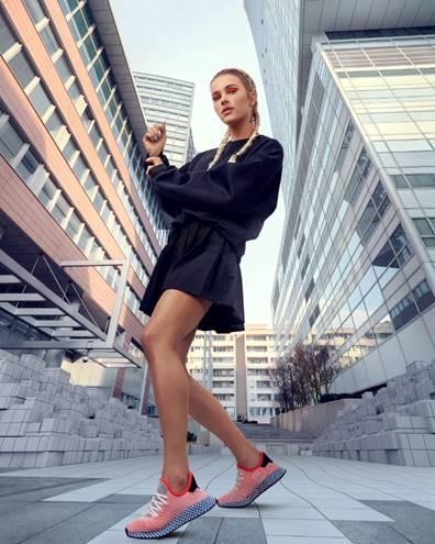Adidas Originals w najnowszej kampanii Deerupt