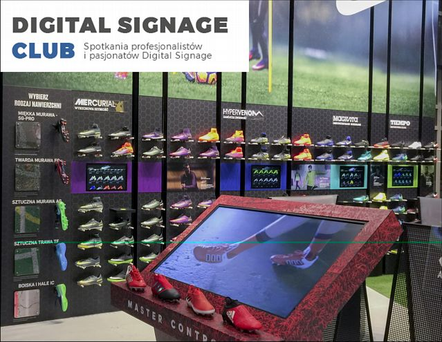 tytulMajowe spotkanie Digital Signage Club