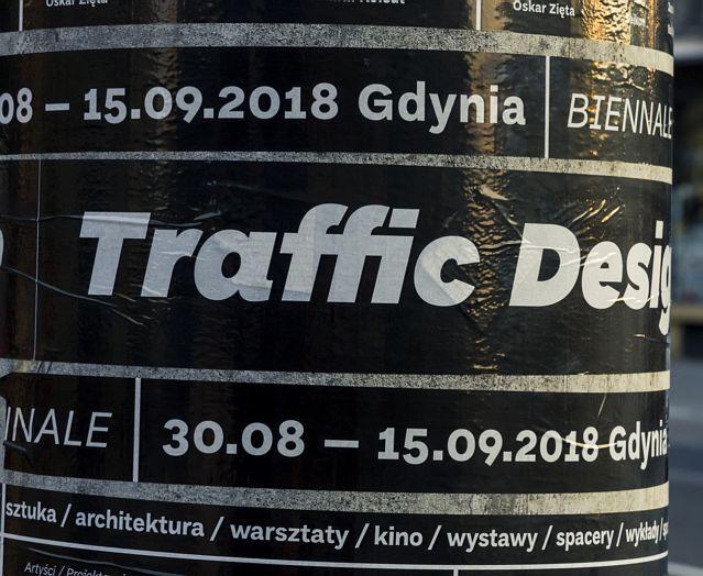 tytulSztuka powraca na ulice - Biennale Traffic Design