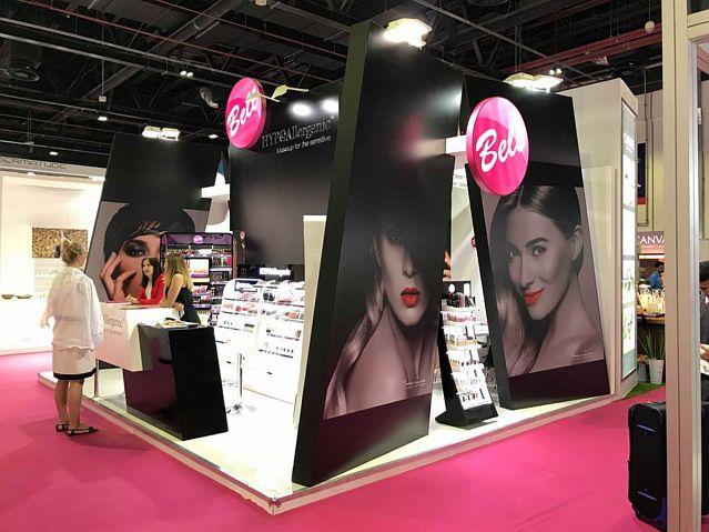 tytul62. edycja Standout. Beautyword 2018 Dubai