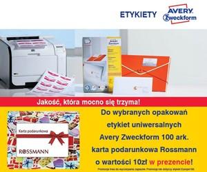 Etykiety AVERY Zweckform