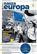 Specjalne wydanie magazynu Nasza Europa przed eurowyborami