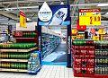 In-Store Media Polska: Rebranding marki Nałęczowianka w sieci Carrefour