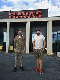 Mateusz Reiss i Filip Zbrzeźniak dołączyli do Havas Warsaw