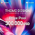 300 tys dolarów w konkursie Huawei dla twórców motywów