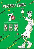 Bohater kampanii 7UP - Fido Dido - powraca