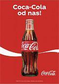 W ramach kampanii #Otwarcijaknigdy Coca-Cola rozdaje butelki kultowego napoju