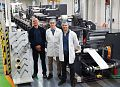 "Essentra Packaging i maszyna fleksograficzna Nilpeter ""All New"" FA-17"