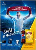 """""""Kibice wygrywają pierwsi"""" - promocja konsumencka Pepsi i Lay's"""