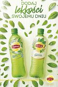 Nowa kampania Lipton Ice Tea Green
