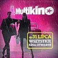 Od 31 lipca br. wszystkie kina sieci Multikino będą otwarte