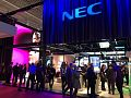 Innowacyjne technologie i produkty Nec na ISE 2018