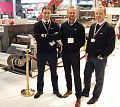 Nilpeter na targach Labelexpo Europe