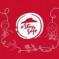 #Staysafe w nowym logo Pizza Hut - marka stawia na bezpieczeństwo i pomoc