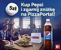"""Kibicuj ze smakiem"" – promocja Pepsi na PizzaPortal.pl"