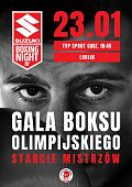 Communication Unlimited dla Suzuki Boxing Night