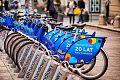 Synergic otworzył stacje sponsorskie Citi Handlowy Bikes