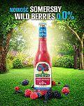 Nowe piwo bezalkoholowe marki Somersby na sezon 2020