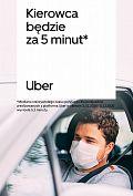 Uber wystartował z nową kampanią