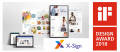 2018 If Design Award dla Benq X-sign