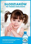 Żywiec Zdrój zachęca rodziców do podawania dzieciom napojów bez cukru