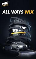 Kampania Wix Filters od Communication Unlimited