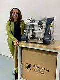 Drukarki 3D z nową sternik: Magdalena Jagiełło na czele Zmorph