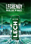 """""""Lechendy mają zimę w garści"""" - kampania marki Lech Premium"""