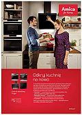 Odkryj kuchnię na nowo – kampania marki Amica