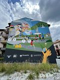 Dan Cake stworzył mural oczyszczający powietrze
