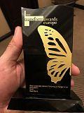 Nest Bank ze złotem za rebranding