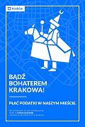 """Po Warszawie czas na Kraków: Kolejna miejska kampania """"podatkowa"""""""