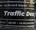 Sztuka powraca na ulice - Biennale Traffic Design