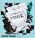Konkurs na projekt koszulki Open'er Festival 2018