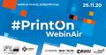Webinarium branży poligraficznej. Działalność drukarń w nowej rzeczywistości