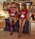 Świąteczne piżamy z nawiązaniem do kampanii Coca-Coli