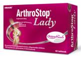 Rusza kampania prasowa ArthroStop Lady