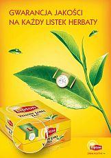 Tequila Polska dla marki Lipton