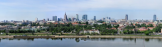 Gigapanorama Warszawy - Panorama 13,5GPix wykonana Sigmą 300mm F2.8!