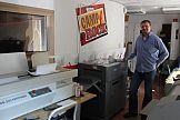 Duplo Docucutter DC 615 Pro dla cyfrowych wydruków w firmie Krystel