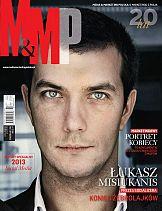 Styczniowe wydanie miesięcznika Media & Marketing Polska