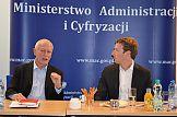 Zuckerberg w Polsce: z Bonim o prywatności i wolności w internecie
