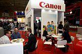 Canon podsumowuje udział w targach Poligrafia