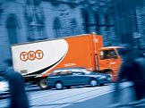 Transport nocą w TNT Express