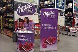 Akcja samplingowa GMP dla marki Milka