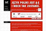 Język polski jest ą-ę: rusza kampania w obronie ogonków