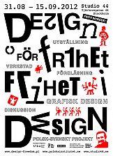 Wystawa Design dla wolności wolność w designie