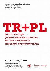 Konkurs na logo 600-lecia stosunków dyplomatycznych pomiędzy Polską a Turcją