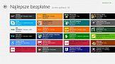 Eskago.pl najpopularniejsza w rankingu bezpłatnych aplikacji na Windows 8